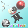 60 seconds for archer