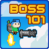 Boss 101. Enemigo final